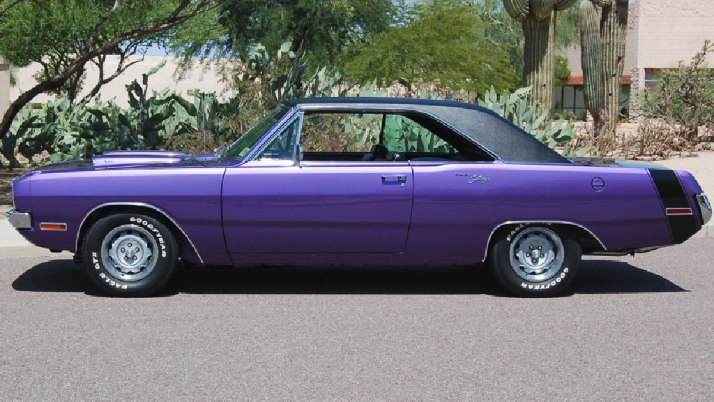 1970 Dodge Dart Swinger 340 By Giles Fronce