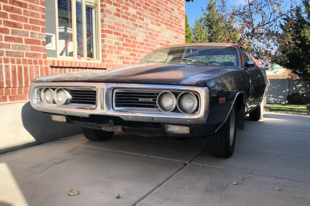 Project Muscle Car 1972 Dodge Charger Rallye